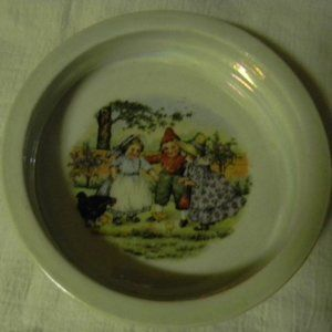 Bavarian Child's Dish
